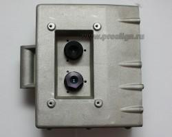 Корпус правой камеры DSP400 Hunter 105-372-1