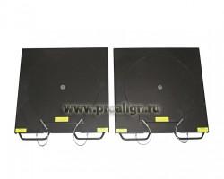 Поворотные диски малого трения высотой 50 мм для OEM Hunter 20-1887-1