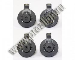 Набор адаптеров (4 шт) для использования мишеней Elite/TD с аксессуарами под вал Hunter 20-2513-1