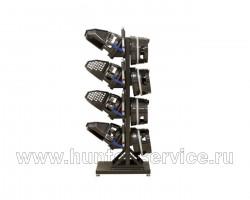 Подставка под мишени с колесными адаптерами QuickGrip 20-3496-1