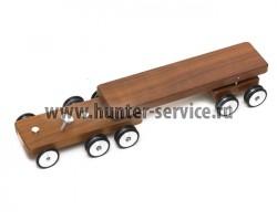 Модель грузового автомобиля с полуприцепом 2030-T