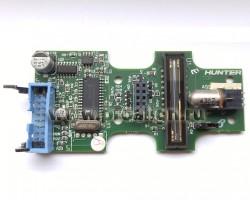 Матрица поперечного схождения с датчиком кастера DSP500 Hunter 232-186-1
