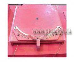 Грузовой поворотный диск 64 мм с подшипниками Dupont Delrin Hunter 25-14-1