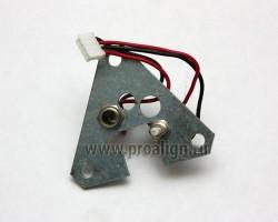 Разъем зарядки и кнопка включения ЛП/ПЗ DSP700 Hunter 41-183-1