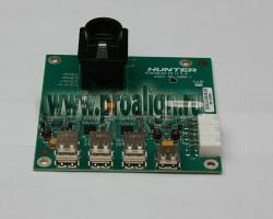 7-портовый USB-хаб для стендов HawkEye 45-1205-1