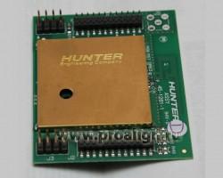 Плата радиомодуля ZigBee DSP700 Hunter 45-1281-1