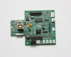 Центральная плата средних и задних датчиков серии DSP700T Hunter 45-1333-1