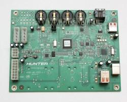 Монтажная плата балансировочных стендов IV поколения Hunter 45-1337-1-1