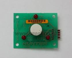 Плата кнопки компенсации DSP300 Hunter 45-775-1