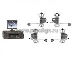 Стенд Hunter PA100 с проводными ИК-датчиками DSP504
