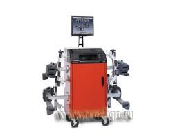Стенд Hunter PA130 с проводными ИК-датчиками DSP504