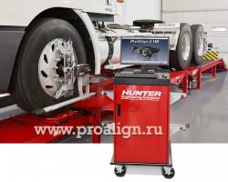 Стенд Hunter PT210 с датчиками DSP740T