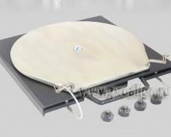 Поворотные диски 40-50 мм Siver 20-2531-1-S
