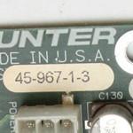 Электронные компоненты балансировочных стендов Hunter